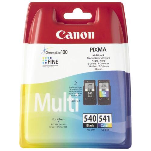 Canon PG-540 (PG540) és CL-541 (CL541) tintapatron multipack - eredeti 000000007984