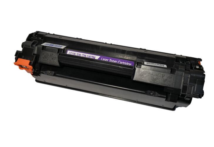 HP CE278A 78A CRG-728 prémium utángyártott toner - GR M1322/P1560/P1566/P1606/P1601/P1602/P1603/P1604 CE278A-GR