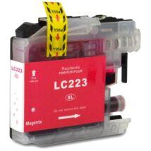 LC223XL M magenta festékpatron, utángyártott, PT
