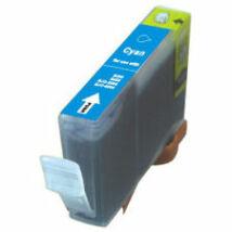 BCI-3 | BCI-6 | CLI-8 C cyan festékpatron, chip nélkül, utángyártott, EZ