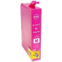 34XL magenta festékpatron, utángyártott, EZ (C13T34734010)