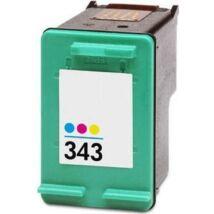 343 (C8766E) színes festékpatron, utángyártott, EZ