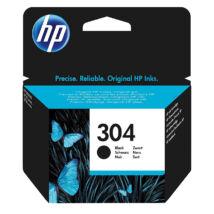 304 N9K06AE fekete, eredeti festékpatron HP DeskJet 2620, 2630, 2632, 3720, 3730
