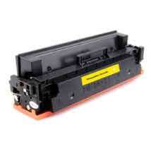 410X (CF412X) yellow toner, utángyártott, chipes, NN QP, 5.0k, LaserJet Pro M377, M452, M477