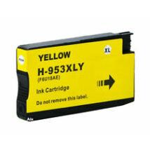 953XL F6U18AE Y yellow utángyártott festékpatron QP OfficeJet Pro 8210 8710eAiO 8720eAiO 8730eAiO