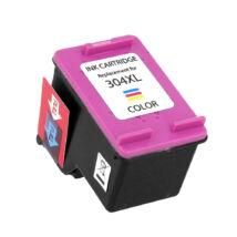 HP304XXL N9K07AE színes, utángyártott festékpatron HP DeskJet 2620, 2630, 2632, 3720, 3730