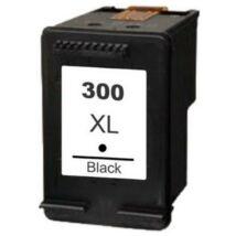 300XL CC641EE fekete patron - utángyártott VI 12ml