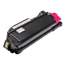 TK-5140M magenta toner, utángyártott, chipes, EZ/NN, 5.0k, ECOSYS P6130cdn, M6030cdn, M6530cdn