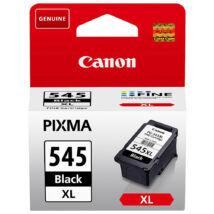 PG-545XL PG545XL eredeti fekete festékpatron MX495 IP2850 MG2450 MG2550 MG2950 kb. 400 oldal