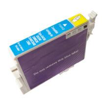 T0442 cyan festékpatron, utángyártott, EZ/QP