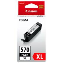 PGI-570XL PGI570XL Bk fekete festékpatron - eredeti MG5750 MG6850 MG7750