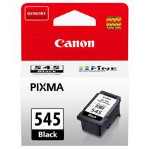 PG-545 PG545 eredeti fekete festékpatron MX495 IP2850 MG2450 MG2550 MG2950 kb. 180 oldal
