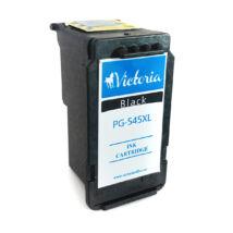 PG-545XL PG545XL utángyártott fekete festékpatron VI MX495 IP2850 MG2450 MG2550 MG2950 kb. 400 oldal