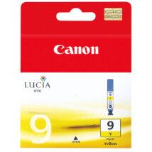 PGI-9Y sárga festékpatron - eredeti Pixma IX7000 MX7600 Pro 9500