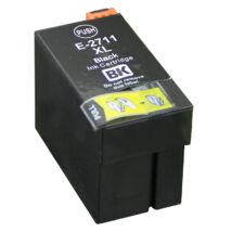 T2711 - 27XL fekete festékpatron -utángyártott QP Wokforce 3620DWF 3640DTWF 7110DTW 7610DWF 7620DTWF