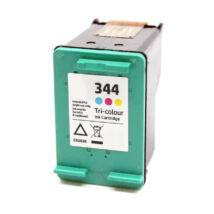 344 (C9363E) színes festékpatron, utángyártott, EZ