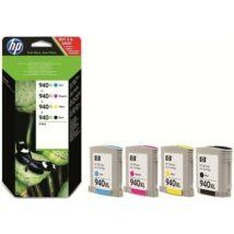940XL - Multipack CMYBk C2N93AE eredeti festékpatron csomag Officejet Pro 8000, Officejet Pro 8500