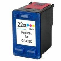 22XL (C9352A) színes patron - utángyártott QP