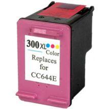 300XL CC644EE szines patron - utángyártott WB 11ml D1160 D2560 D2660F2420 F2480 F2492 F4210 F4280