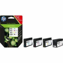 C2P43AE  950XL+951XL Bk+C+M+Y multipack festékpatron - eredeti