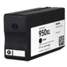 950XL black CN045AE utángyártott chipes 80ml festékpatron - WB OfficeJet Pro 8100 8600 276dw 251dw