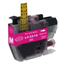 LC3217, LC3219XL M magenta festékpatron, utángyártott
