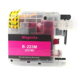 LC223XL M magenta festékpatron, utángyártott, PQ