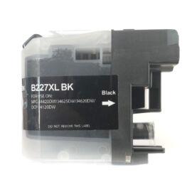 LC227XL Bk fekete festékpatron, utángyártott, PQ