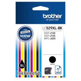 LC529XL Bk festékpatron, fekete, eredeti