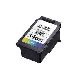 CL-546XL (8288B001) Color festékpatron, utángyártott, színes, nagy kapacitású, GR