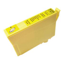 T0804 yellow festékpatron, utángyártott, EZ/NN
