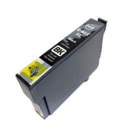 603XL (C13T03A14010) fekete festékpatron, utángyártott, PQ
