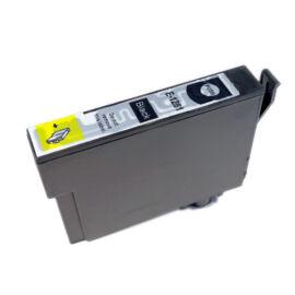 T1281 Bk festékpatron, utángyártott, fekete, 16ml, PQ/DT