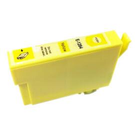 T1284 Y festékpatron, utángyártott, sárga, 14ml, PQ