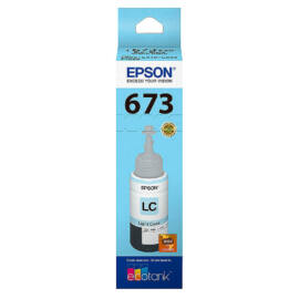 T6735 LC (C13T67354A) tinta, világos cyan, 70ml, eredeti