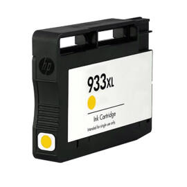 933XL (CN056AE) yellow festékpatron, utángyártott, QP