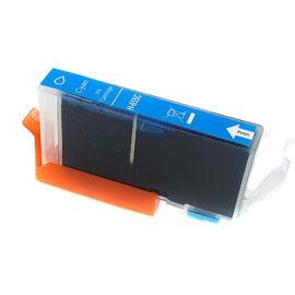 655 cyan CZ110AE festékpatron - utángyártott EZ Deskjet Ink Advantage 3520, 3525, 4610, 4615, 4620,