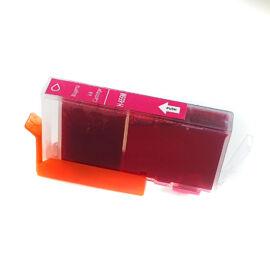 655 (CZ111AE) M festékpatron, utángyártott, magenta, EZ/NN