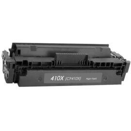 410X (CF410X) Bk toner, utángyártott, chipes, fekete, 6.0k, NN