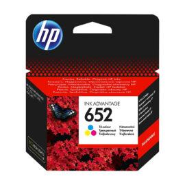 652 Color (F6V24AE) festékpatron, háromszínű, eredeti