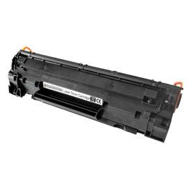 CE285A/CB435A/CB436A (85A/35A/36A) toner, utángyártott, chipes, 2.0k, DT