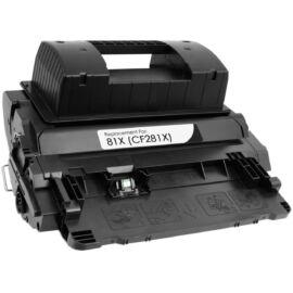 81X (CF281X) toner, utángyártott, chipes, 25.0k, PQ