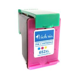 652  F6V24E színes festékpatron - utángyártott Ink Advantage 1115 2135 3635 3835 4535 4675