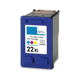 22XL (C9352A) színes patron - utángyártott VI 15ml