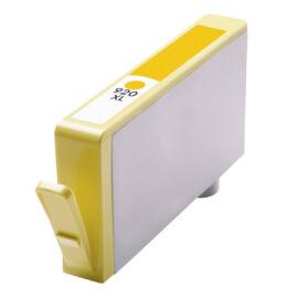 920XL (CD974AE) yellow festékpatron, utángyártott, VI