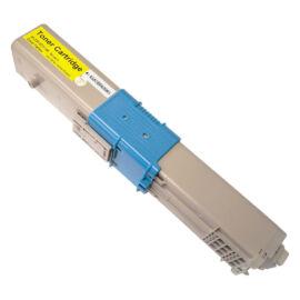 C301/C321/MC332dn/MC342dn/MC342dnw (44973533) Y toner, utángyártott, sárga, 1.5k, EZ/NN