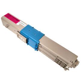 C310/330/510/530 / MC351/361/362/561/562 (44469705) M toner, utángyártott, magenta, 2.0k, NN/QP