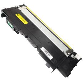 CLT-Y404S Y toner, utángyártott, chipes, sárga, 1.0k, QP