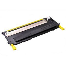 CLT-Y4092S Y toner, utángyártott, sárga, 1.0k, NN/QP