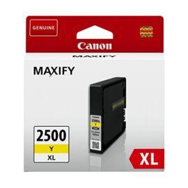 Canon PGI-2500 sárga XL tintapatron